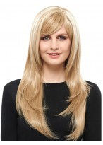 Marvelous Straight Capless Long Synthetic Wig