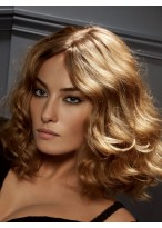 Sweet Wavy Capless Synthetic Wig
