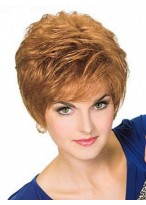 Flattering Wavy Capless Synthetic Wig