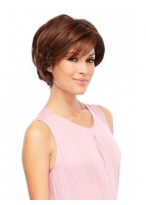 Durable Wavy Capless Synthetic Wig