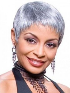 Cheap Gray Wigs, Gray Hair Wigs Online |